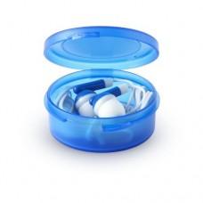 Ohrhörer farbig Case A (opt. bedruckt)